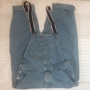 Gap Special Edition A Breed Apart denim overalls S